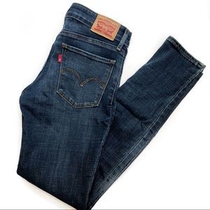 Levi 711 Jeans